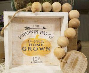 Farmhouse style Autumn mini sign for Sale in Colton, CA