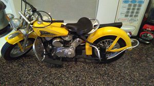 1948 Indian DIECAST motorcycle 16 inches long excellent condition for Sale in Philadelphia, PA
