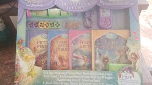 Tinkerbell Storybooks and Music player for Sale in Phoenix, AZ