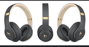 Beats Studio3 Wireless Headphones – The Beats Skyline Collection - Shadow Gray for Sale in Greenbelt, MD