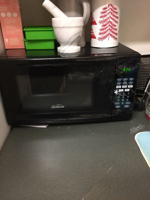 Sunbeam Microwave for Sale in Vancouver, WA