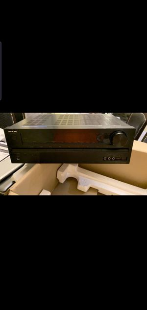 Onkyo receiver for Sale in Cleveland, OH