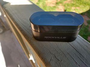 Rockville wireless earbuds for Sale in Jurupa Valley, CA