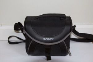 SONY CAMERA BAG for Sale in New York, NY