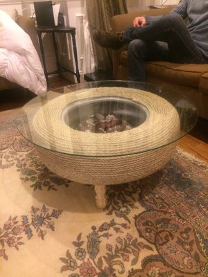 Handmade tire table. for Sale in Silver Spring, MD