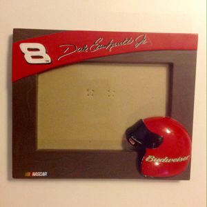 NASCAR Dale Earnhardt jr. Budweiser picture frame for Sale in Fresno, CA