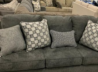 Locklin Carbon Queen Sofa Sleeper by Ashley🗨️New 👁️🗨️ for Sale in Greenbelt,  MD