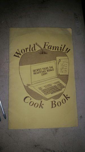Vintage cookbook for Sale in Wenatchee, WA
