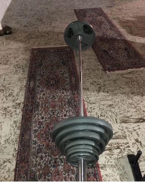 300lb barbell for Sale in Dearborn Heights, MI