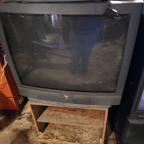 2 free large tvs