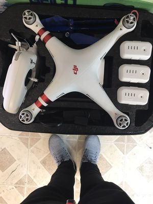 DJI phantom 3 drone for Sale in Sunrise, FL