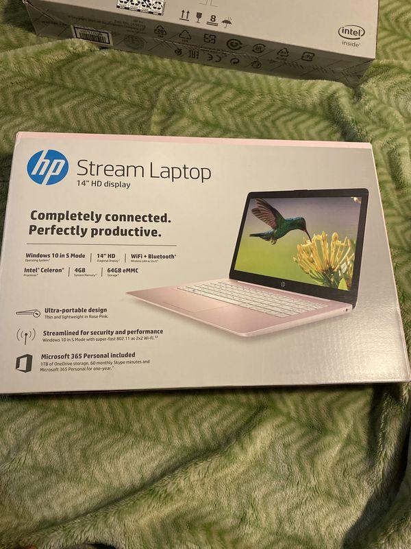 Stream laptop hp 14