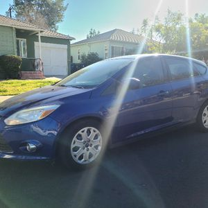 2012 Ford Focus With 161k Miles Clean for Sale in Los Angeles, CA