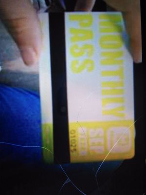 September 2020 bus pass $40 for Sale in Florissant, MO