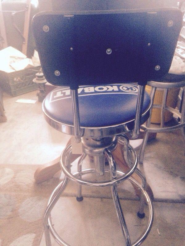 Fine Kobalt Garage Stool For Sale In Gilbert Az Offerup Machost Co Dining Chair Design Ideas Machostcouk