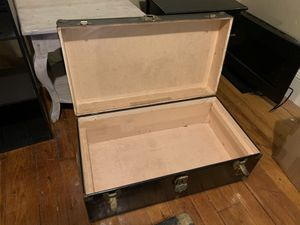 Steamer trunk for Sale in Cranston, RI