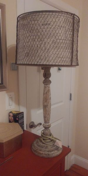 Table lamp for Sale in Brooklyn, NY