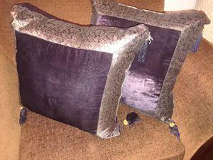 Purple Pillows for Sale in Arlington, TX