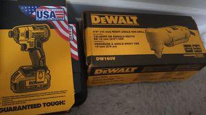 DeWalt impact angle drill for Sale in Ashford, AL