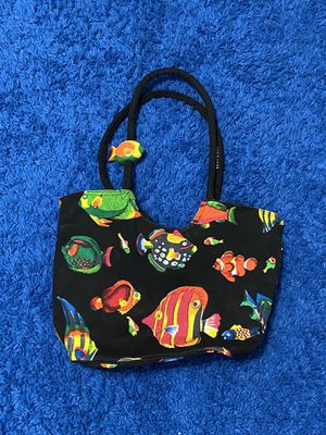 Fish Tote Bag for Sale in Haslet, TX