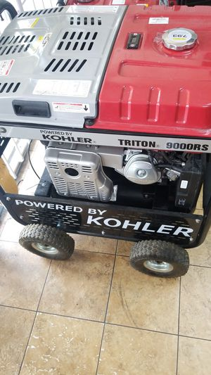 Generator powered by KOHLER AMP TRITON 9000RS for Sale in Clermont, FL
