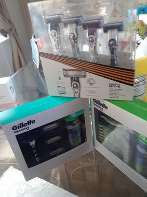 Gillette Bundle for Sale in Rialto, CA
