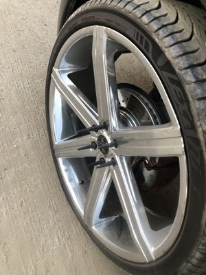 26 inch f150/expedition rims for Sale in Perris, CA