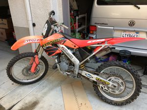 2000 Honda CR125 for Sale in San Marcos, CA