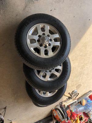 Chevy HD wheels for Sale in Manassas, VA