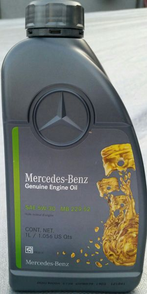 Aceite mersedes benz 5w-30 for Sale in Los Angeles, CA