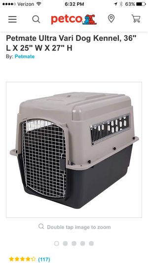 Large Dog Kennel for Sale in Chicago, IL