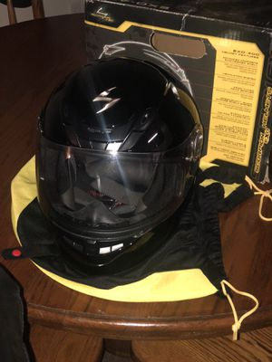 Xl Scorpion motorcycle helmet and 2x motorcycle jacket for Sale in Hampton, GA