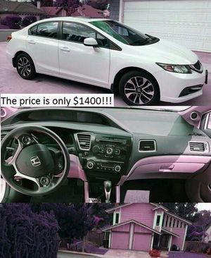 2013 Honda Civic Price$1400 for Sale in Lakebay, WA