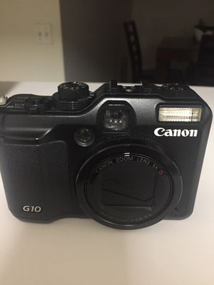 canon powershot G10 digital camera for Sale in Miami, FL