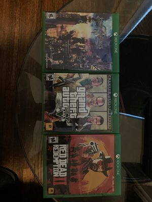 Xbox Game Lot for Sale in Nashville, TN