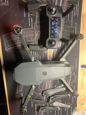 Mavic pro drone 1 battery and controller and charger for Sale in Fort Lauderdale, FL