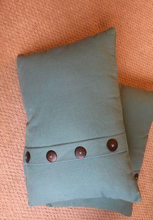 2 World Market throw pillows for Sale in Alexandria, VA