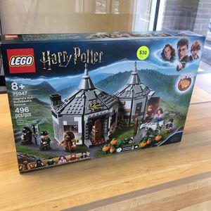 LEGO Harry Potter Model 75947 496 Pcs. NEW!! NEVER OPENED !! for Sale in New Castle, DE