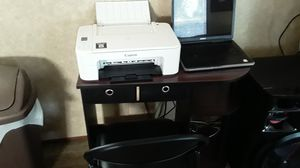 Vizo laptop and cannon computer Desk and chair for Sale in Mendenhall, MS