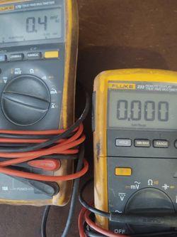 Fluke Meters, 3 Sold Separately for Sale in Queen Creek,  AZ