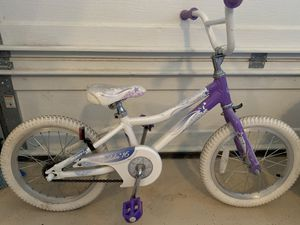 """Giant """"lil puddin"""" 16 inch girls bike for Sale in North Ridgeville, OH"""