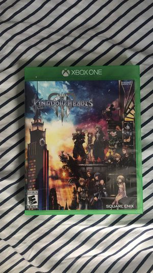 Kingdom Hearts III (Xbox One) for Sale in Grove City, OH