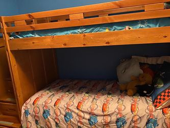 Wooden Bunk Bed for Sale in Little Elm,  TX