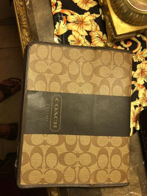 Tablet case Coach Original for Sale in Anaheim, CA