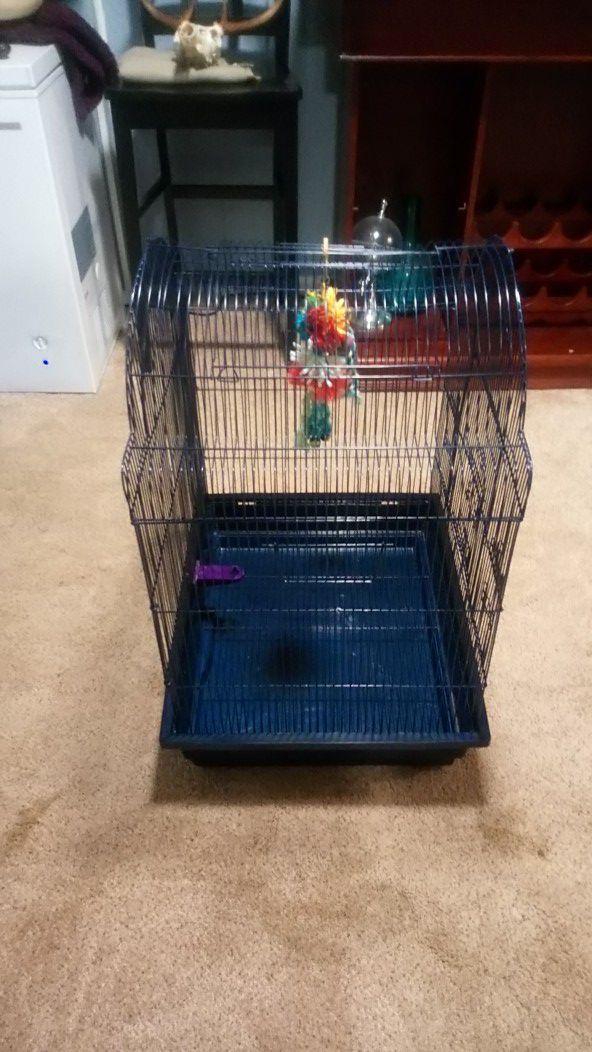 XL bird cage