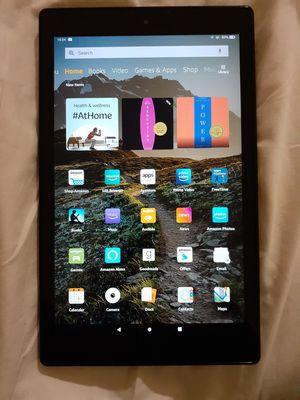 Amazon fire tablet 9th gen for Sale in Port Richey, FL