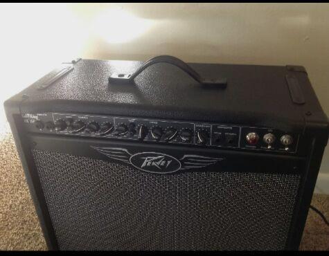 Peavey guitar amp