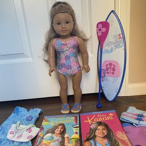 Kanani 2011 American girl doll of the year for Sale in Westminster, CO