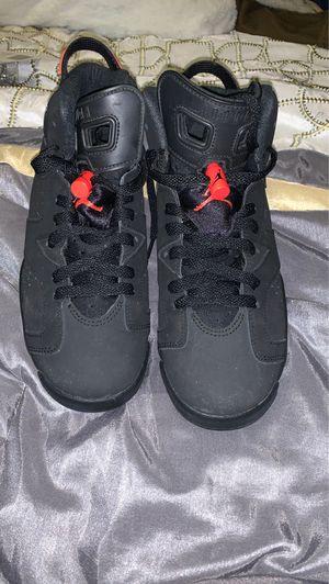 Jordan 6 retro infrared black for Sale in Decatur, GA