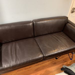 Modern Leather Couch for Sale in San Francisco, CA